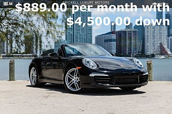 2015 Porsche 911 Carrera Cabriolet for sale 100871991